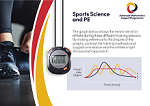 Core Maths postcard - Sport Science and PE